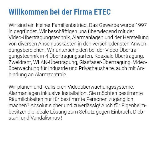 Videoüberwachung, Gebäudetechnik für  Engelsbrand, Birkenfeld, Neuenbürg, Unterreichenbach, Straubenhardt, Bad Liebenzell, Keltern und Schömberg, Höfen (Enz), Pforzheim